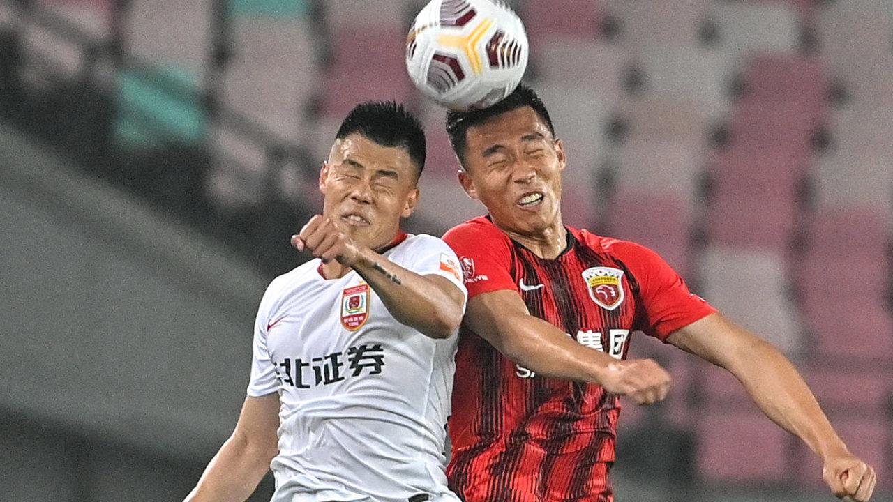 """Čína zřídí 16 až 18 """"fotbalových měst""""."""