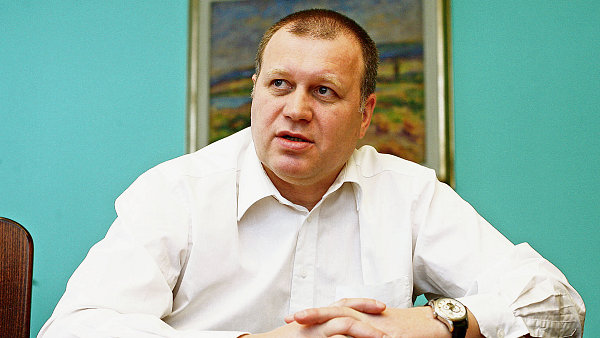 Bývalý náměstek ministra práce a sociálních věcí Vladimír Šiška