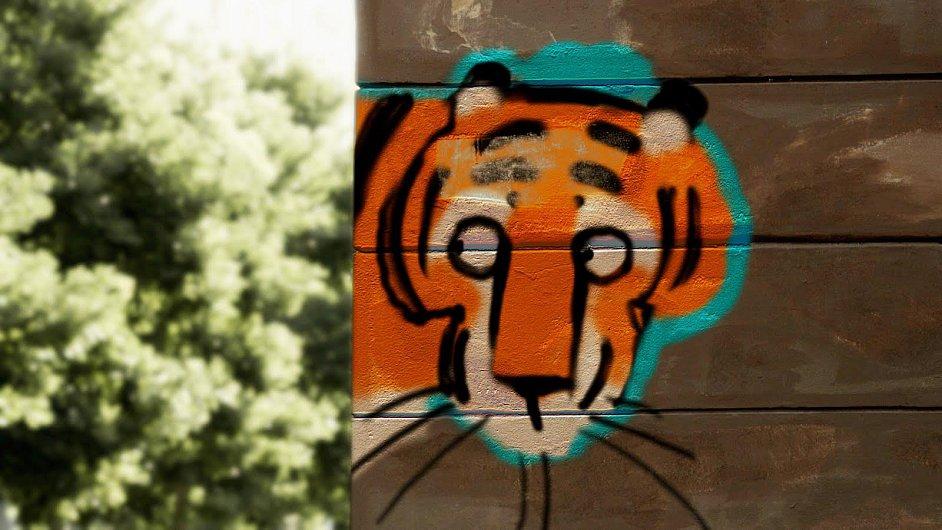 K urbanismu se před dvěma roky vyjádřil i ceněný Graffitiger Libora Pixy