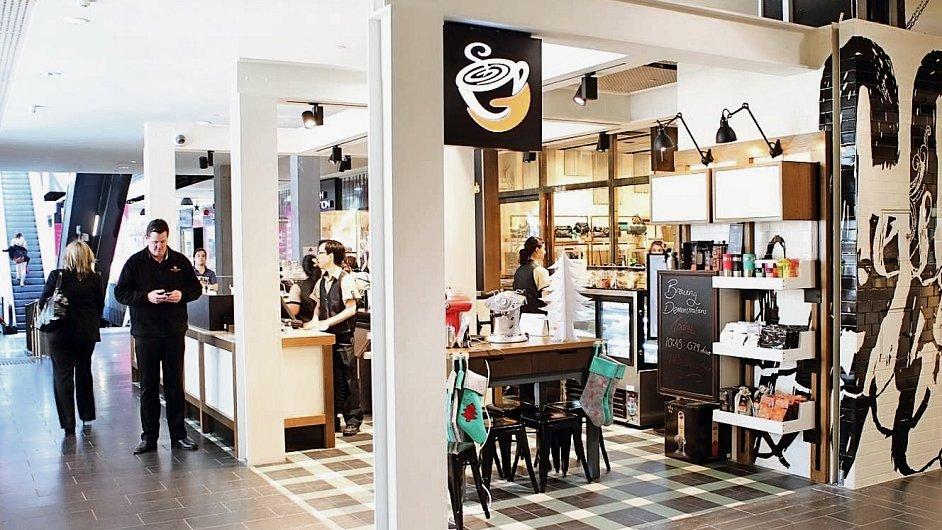 Kavárny Gloria Jean's Coffees jsou v domovské Austrálii téměř na