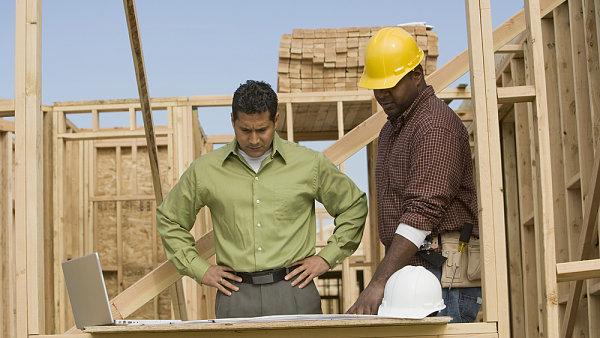 Stavebnictví - ilustrační foto