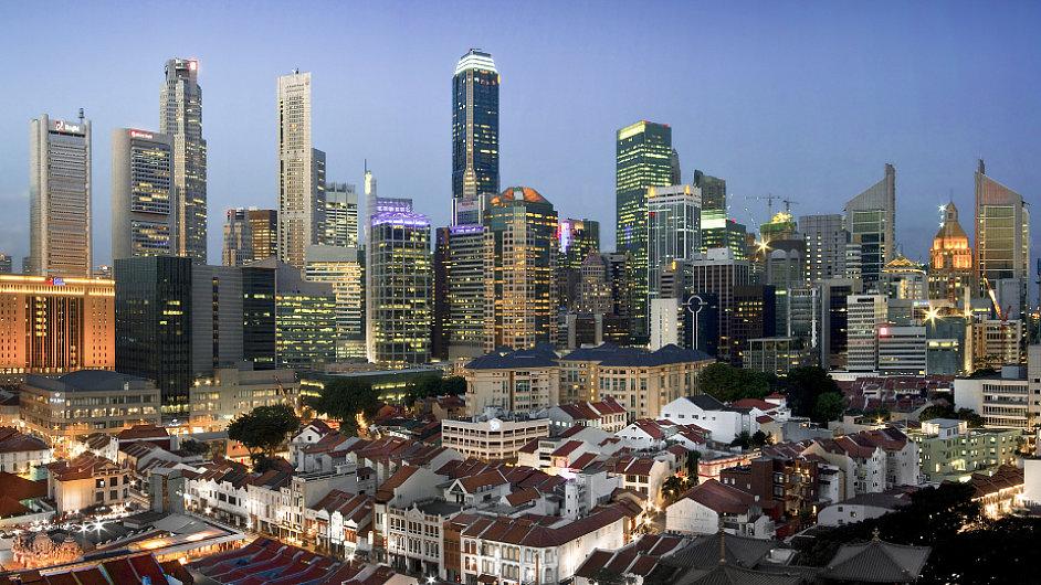 Singapur (ilustrační foto).