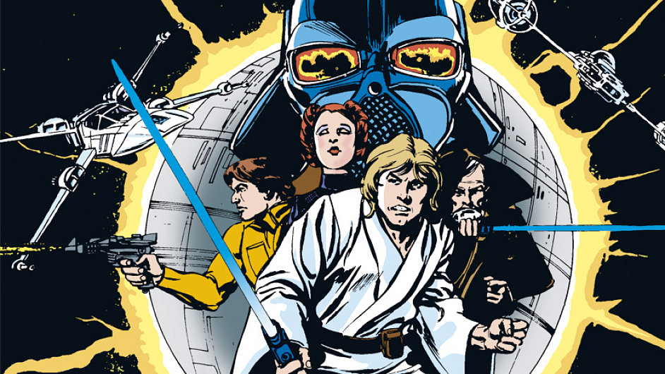 Remake Sedmi samurajů, potažmo Sedmi statečných vznikl i v komiksu Star Wars