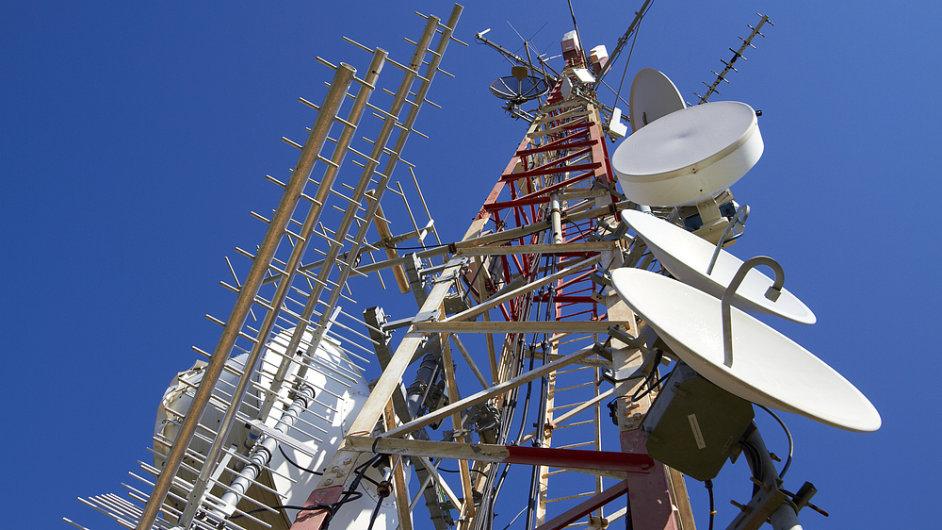 Telefónica a T-Mobile by mohly od příštího roku kompletně sdílet své mobilní sítě GSM a 3G.