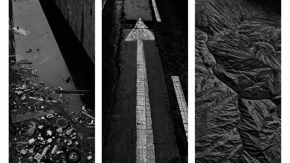 Josef Koudelka: Trittico, 1986-97, pro vatikánský pavilon
