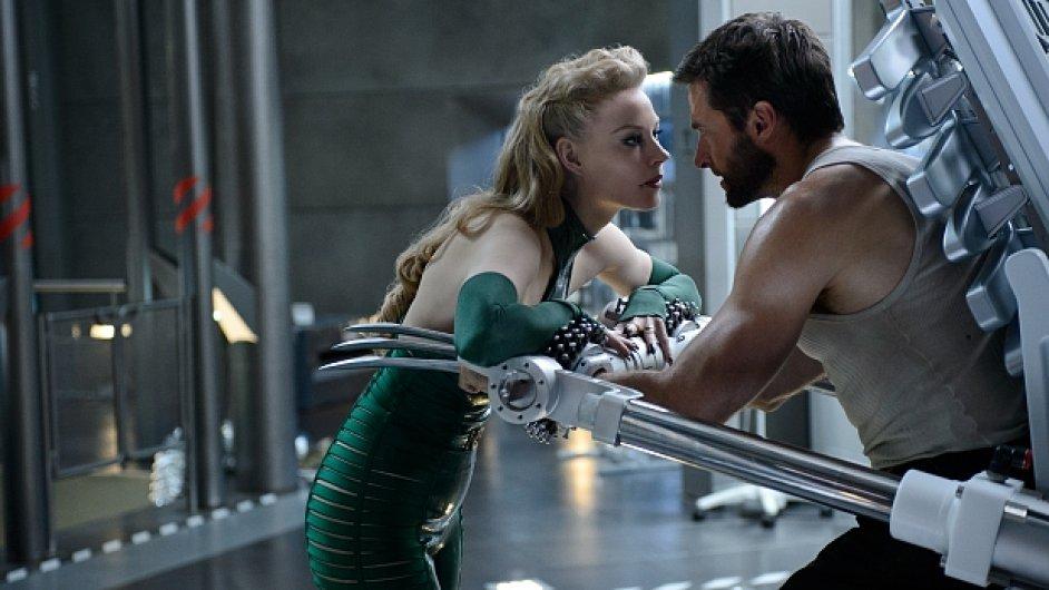 Wolverine se v novém filmu potýká se ženami
