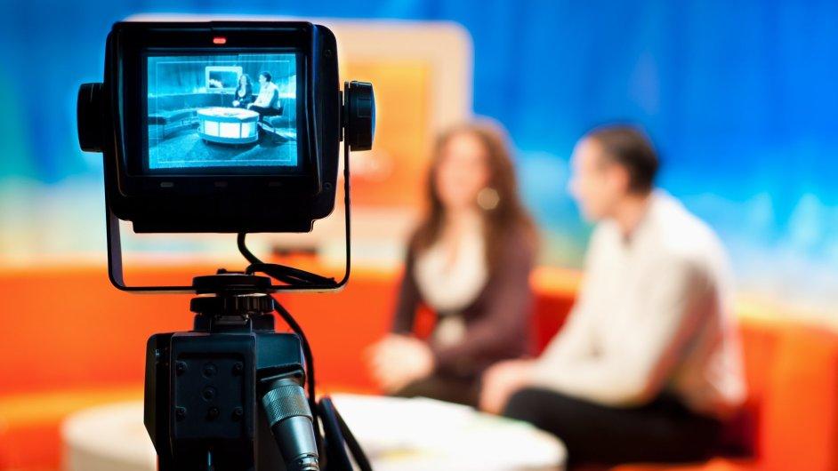 Televize - ilustrační foto