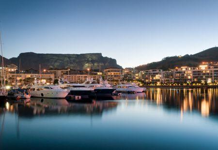 Nábřeží Victoria a Alfred, Kapské Město