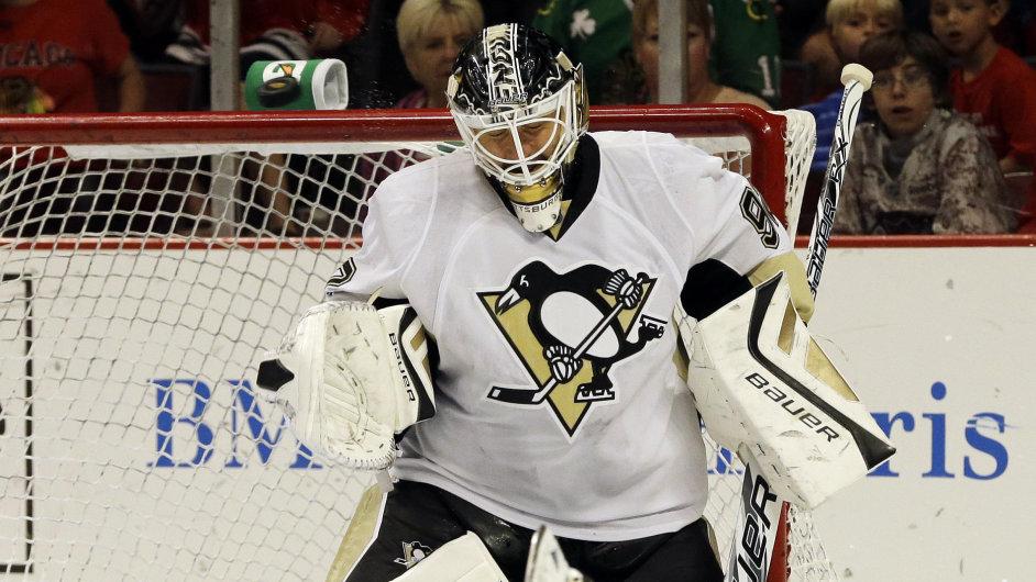 Tomáš Vokoun v brance Pittsburghu