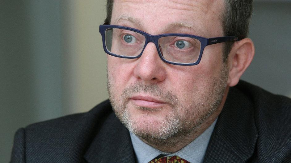 Petr Kraus, obviněný v kauze Mostecká uhelná