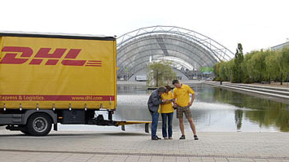 DHL bude i nadále zodpovědná za poskytování logistických služeb ve veletržním areálu v Lipsku