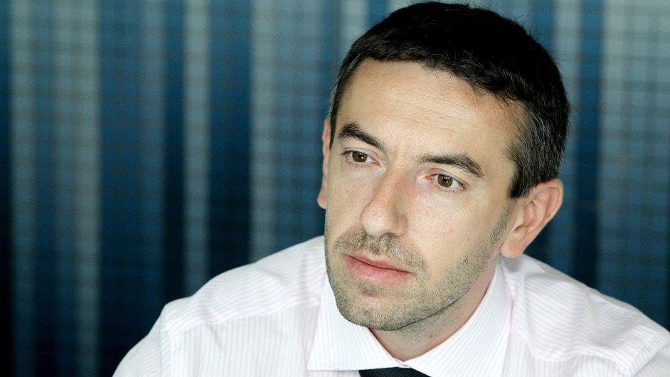 Hlavní ekonom Deloittu David Marek