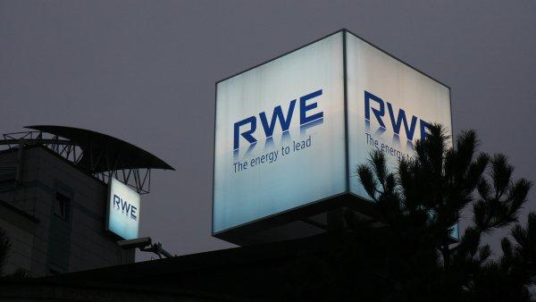 RWE se propadla do ztráty 200 milionů eur - Ilustrační foto.