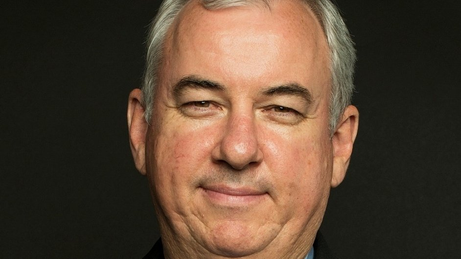 Paul Graham, generální ředitel pro kontinentální Evropu, Střední východ a Afriku (MEMEA)