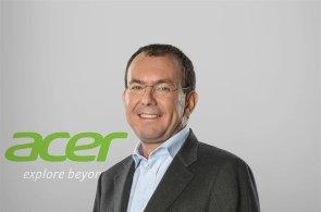 Luca Rossi, prezident Acer EMEA.