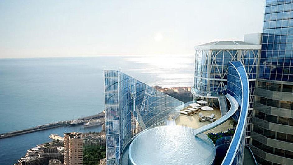 Tour Odeon, nejdražší nemovitost na světě, stojí v přepočtu více než osm miliard korun.