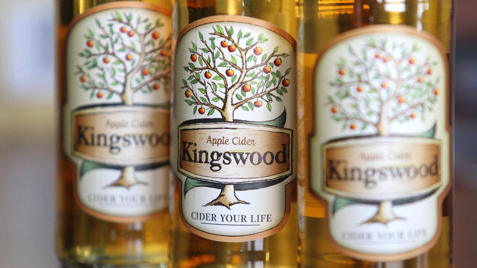 Jablečný cider Kingswood