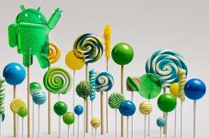 Android 5.0 Lollipop přináší největší změny za šest let vývoje