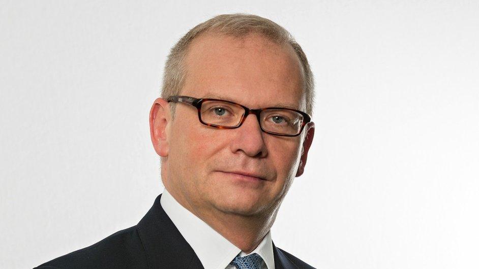 Miroslav Lukáč, člen představenstva zodpovědný za korporátní bankovnictví Sberbank CZ