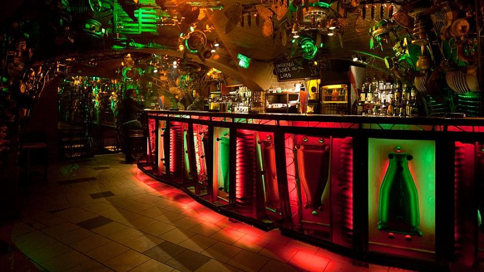Reggae Cafe Bar