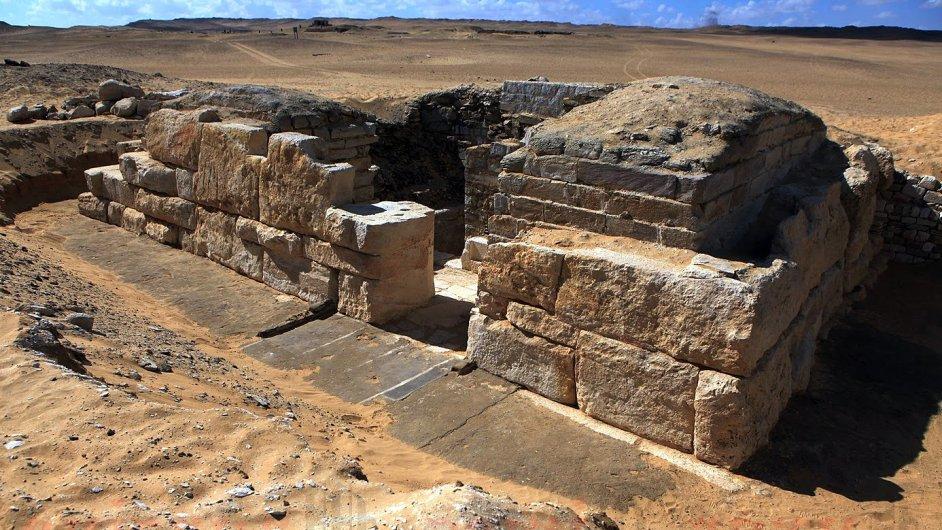 Hrobka královny Chentkaus III.