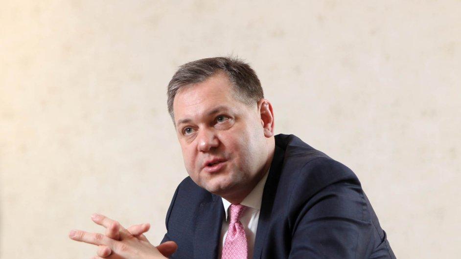 Kamil Čermák, výkonný ředitel skupiny BMM.