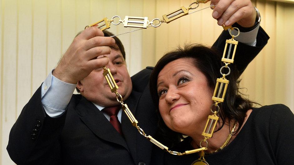 Bohumil Zoufalík byl roky vnímán jako loutka důležitějších hybatelů Prahy 10. Dnes pomáhá starostce Radmile Kleslové v koalici.