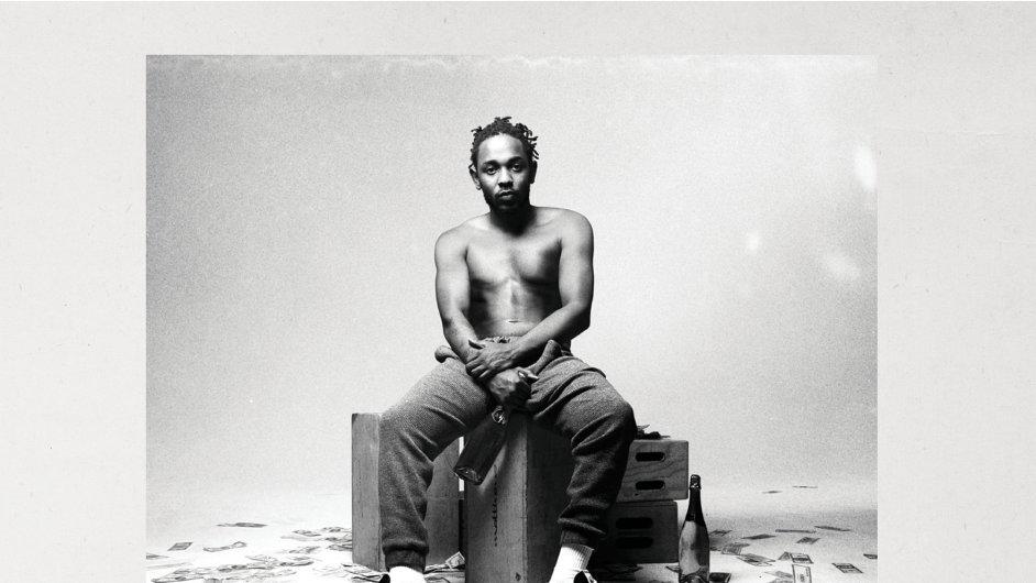 Snímek z digitálního bookletu alba To Pimp a Butterfly.
