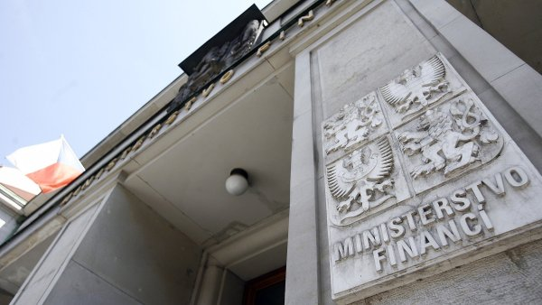 Ministerstvo financ� - Ilustra�n� foto.