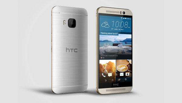 TEST: HTC One M9 znovu s�z� na kov a sklo, op�t z�st�v� pod vrcholem