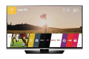 LG 49LF630V ukazuje, že Full HD televize ještě nepatří na smetiště
