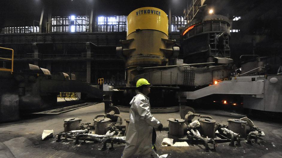 V ArcelorMittal Ostrava v Ostrav_ byl 9. prosince slavnostn_ spu_t_n nov_ zrekonstruovan_ v_robn_ provoz ocel_rny