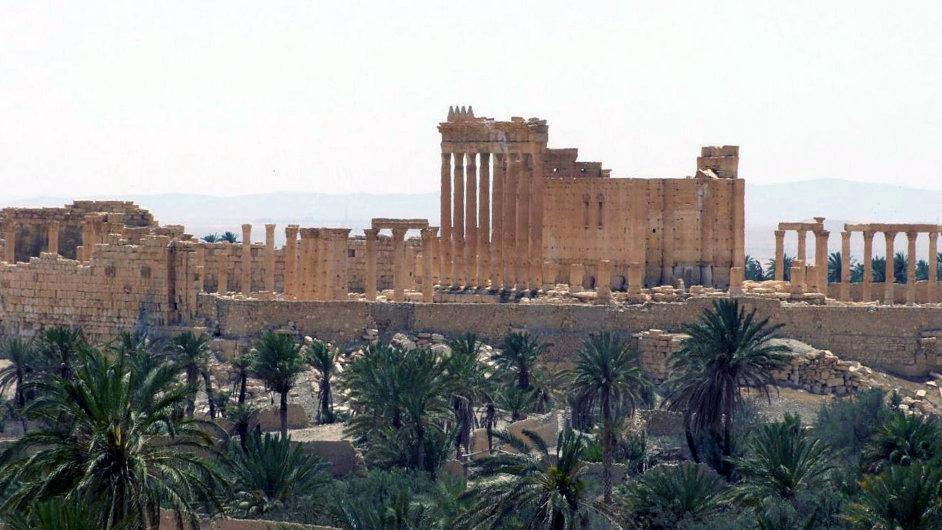 Islámský stát obsadil historické město Palmýra. Památky zatím neničí.