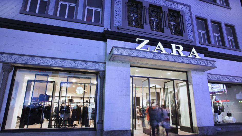 Amancio Ortega otevřel první obchod značky Zara v roce 1975. - Ilustrační foto