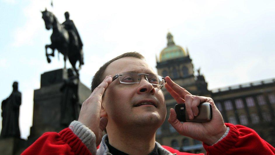 Aljaksej Michalevič, opoziční politik Běloruska