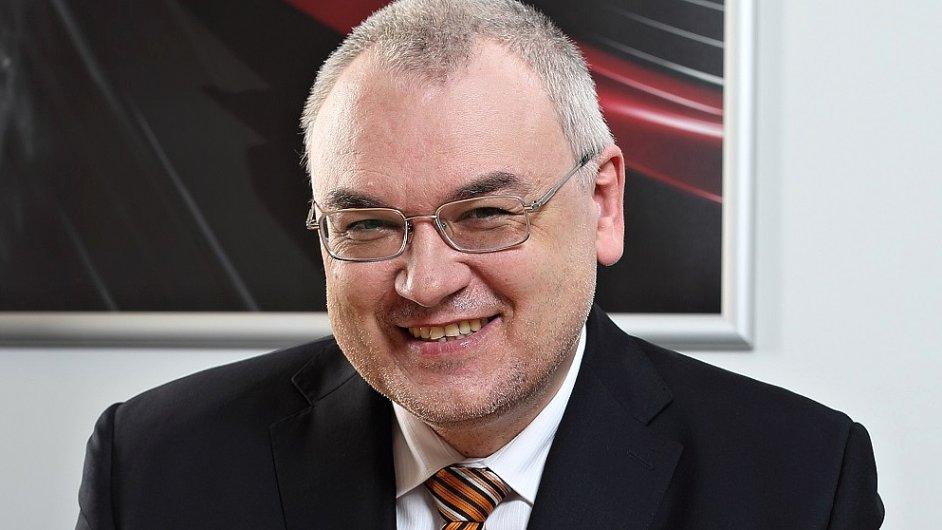 Martin Sládek, od nového roku marketingový ředitel společnosti Ford Motor Company