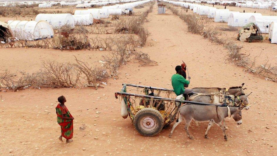 Hlad v Somálsku