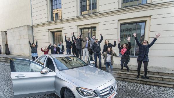 Mercedes-Benz si pro komunikaci zvolil Pleon Impact