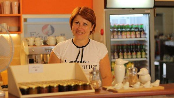 Martina Ozorovská, zakladatelka restaurace Férovka