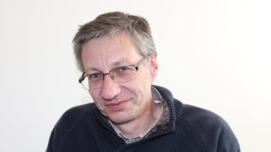 Tomáš Vampola.