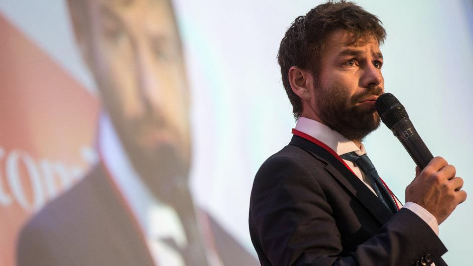 Robert Pelikán na konferenci Česko: jak jsme na tom?