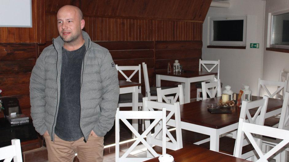 Daniel Iljaševič, restaurace Daniels eet