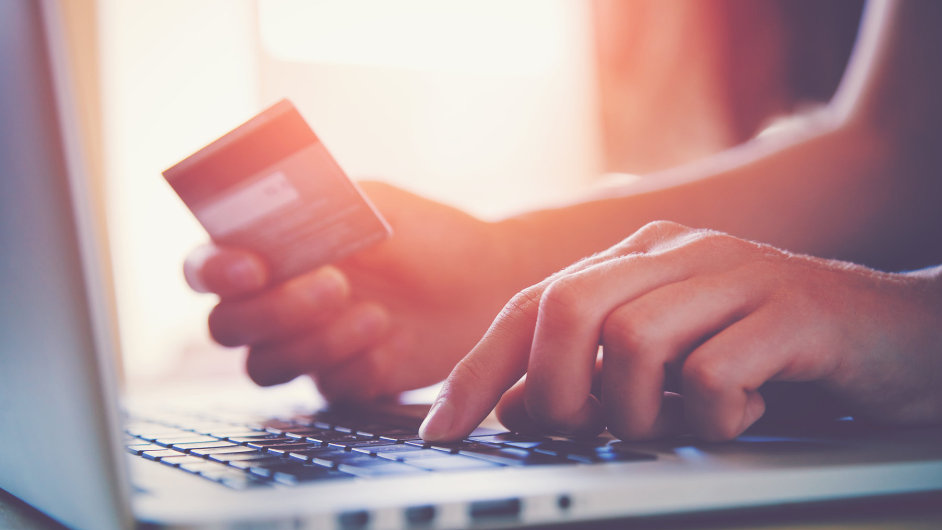 e-shop internet nákupy on-line