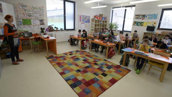 Co ve školách nefunguje Asistent ani pomůcky nenahradí kvalifikovanou péči speciálního pedagoga.