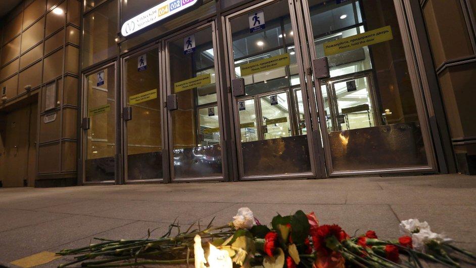 teroristický útok, Petrohrad, Rusko