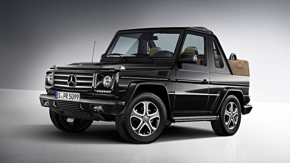 Mercedes-Benz G500 Cabrio Final Edition 200
