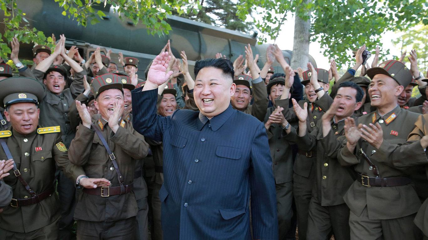 Severní Korea, Kim