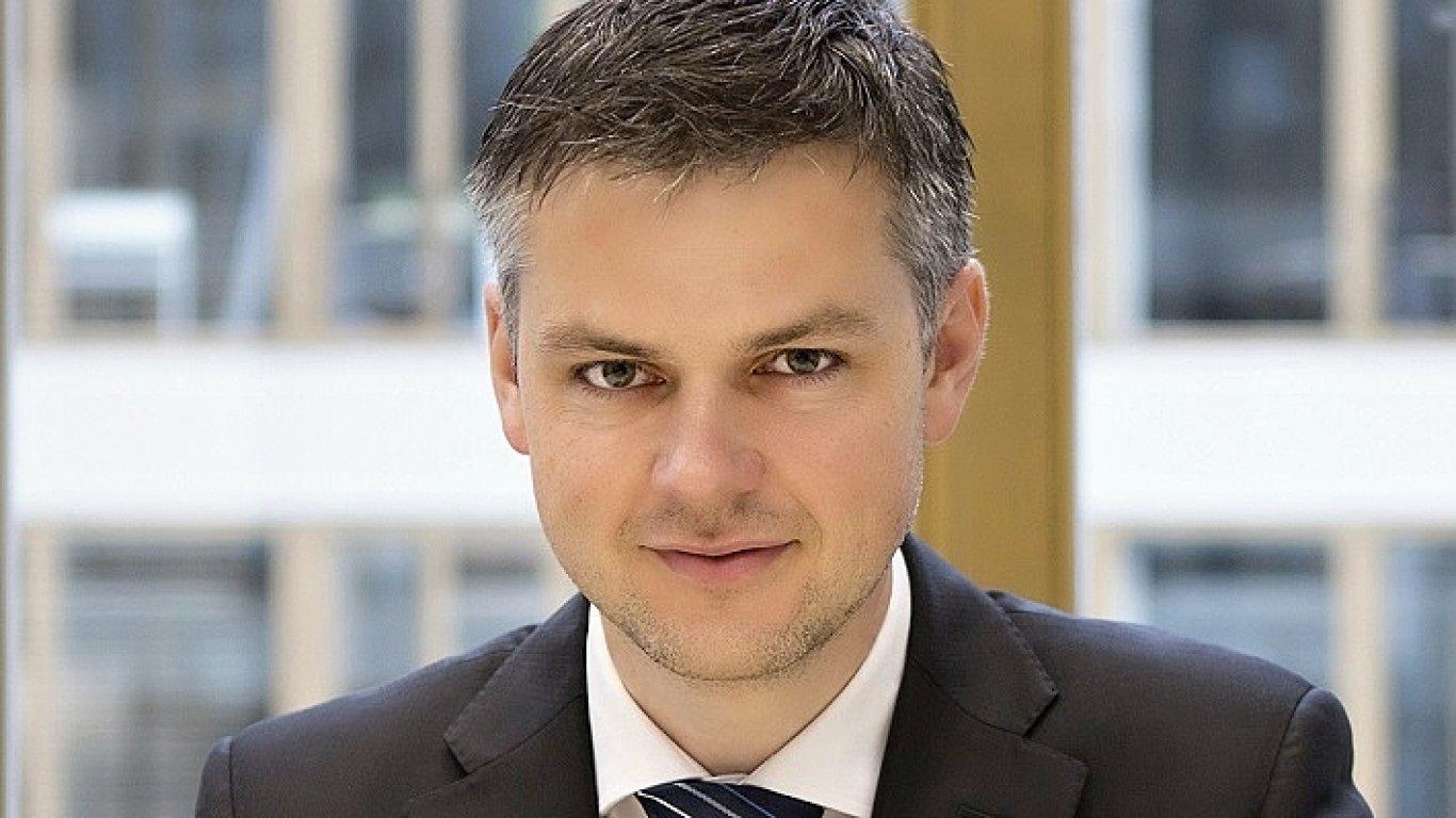Roman Fink, ředitel útvaru Strategie a rozvoj ČSOB