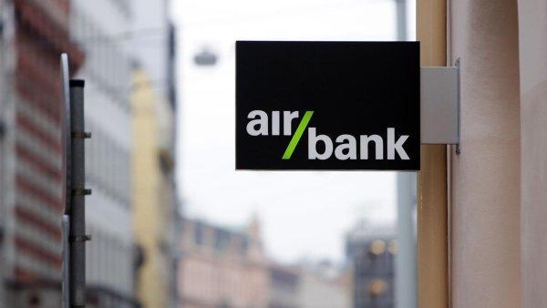 Air Bank je jednou znejúspěšnějších nových bank načeském trhu.