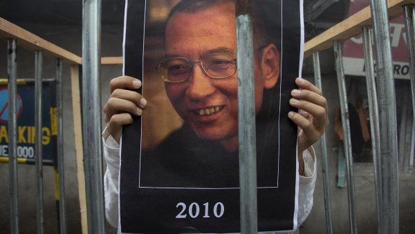 Čínský disident Liou Siao-po zemřel několik dní po propuštění z nemocnice kvůli vážnému stavu - Ilustrační foto.